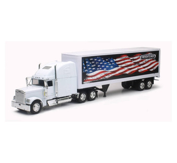 Freightliner Classic XL Patriotic Truck 1:32 Scale SS-12783E