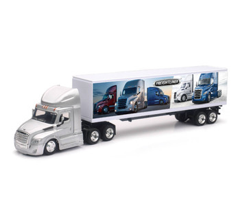 Freightliner Cascadia with Container 1:43 Scale 16043