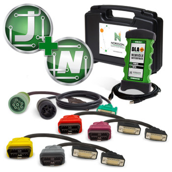 JPRO Professional Diagnostic Software with NextStep & Adapter Kit (232125-NS)