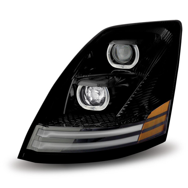 TRUX VOLVO LED HEADLIGHT LH-TLED-H19