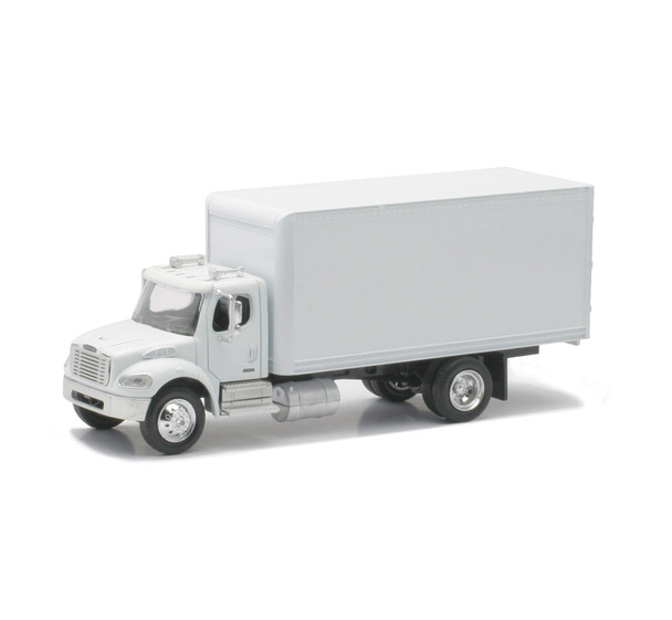 FREIGHTLINER M2 WHITE BOX TRUCK  1:43 Scale SS-16003