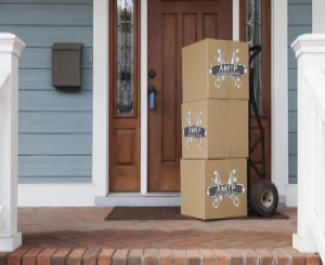 Package on your door step