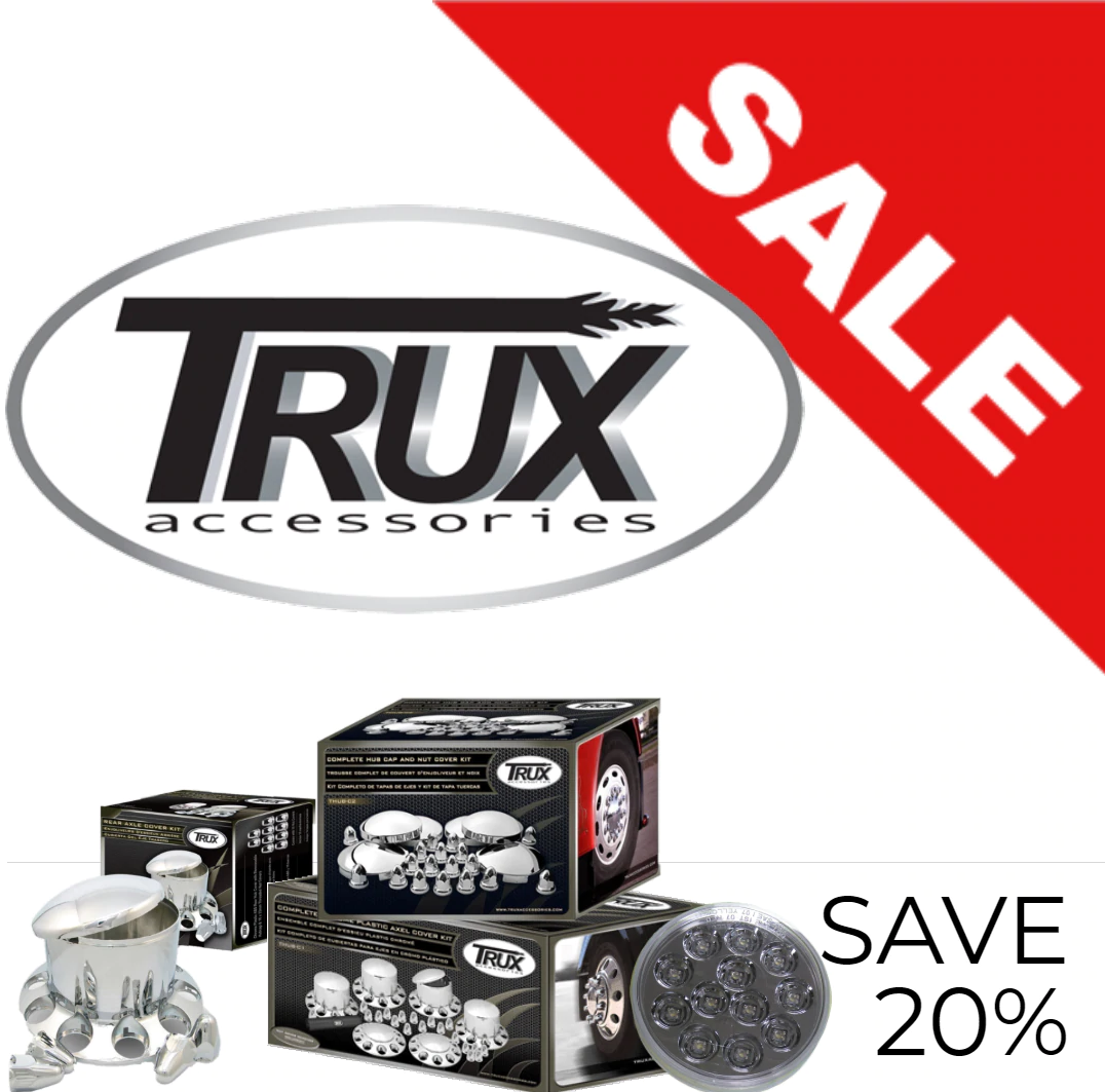 Trux Semi Truck Part Sale