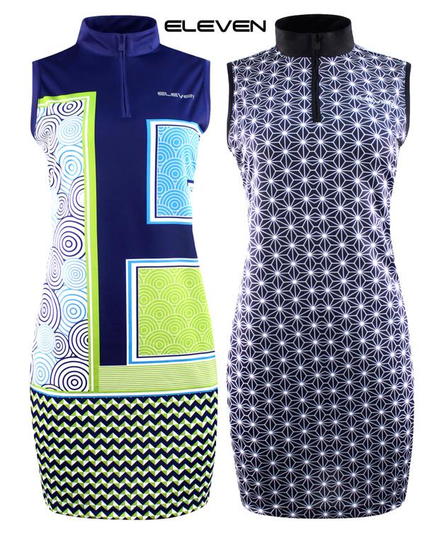 Eleven Golf Sleeveless Stretch Dress