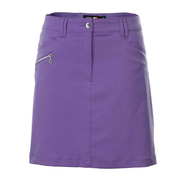 JRB Ladies Golf Skort Purple