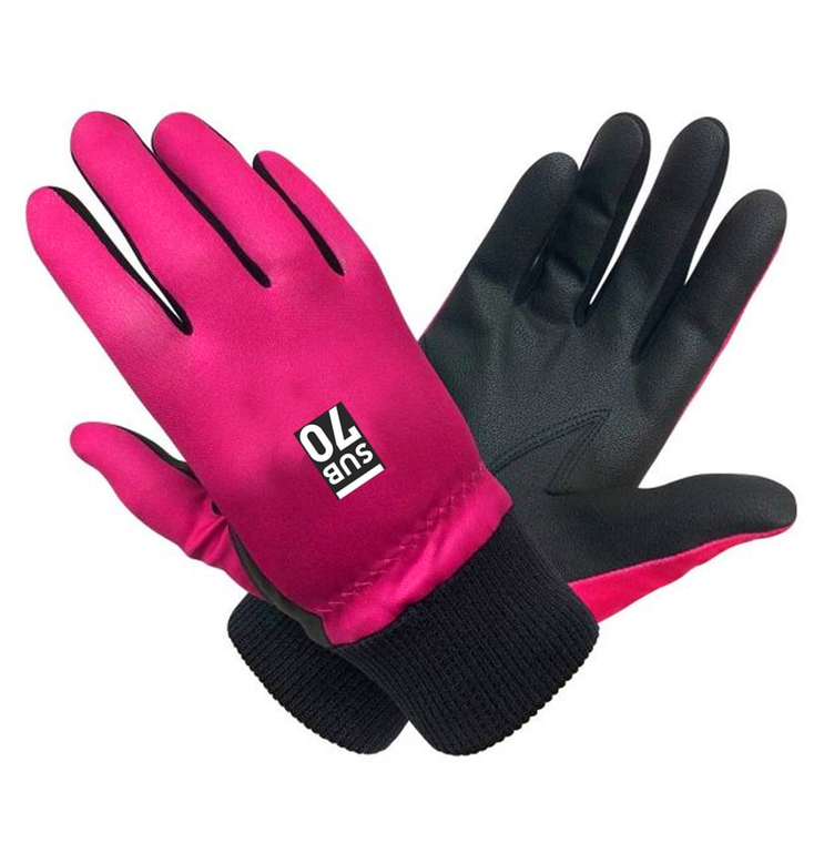Sub70 Ladies Womens Fleece Backed Winter Golf Gloves All sizes 1x Pair