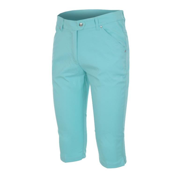 Island Green Womens Capri Golf Trousers