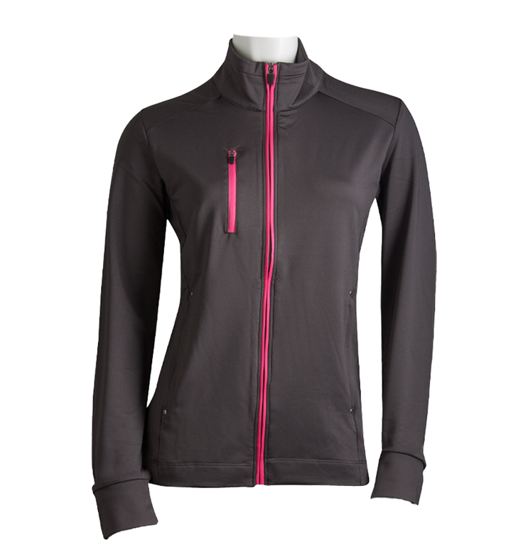 Kate Lord Full Zip Mid-Layer