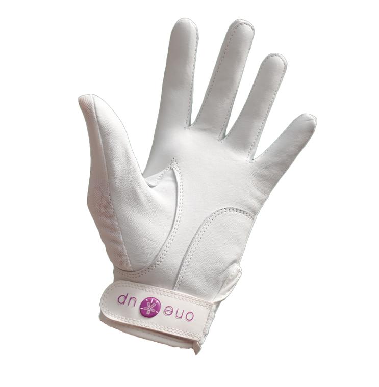 One Up Golf 2021 Ladies Tan Fit Golf Glove
