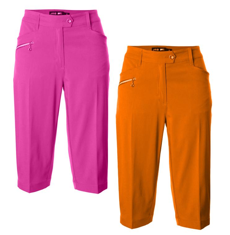 JRB Block Coloured City Shorts