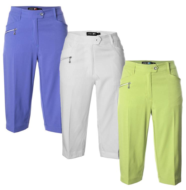 New JRB Ladies Golf Spring 2021 City Shorts