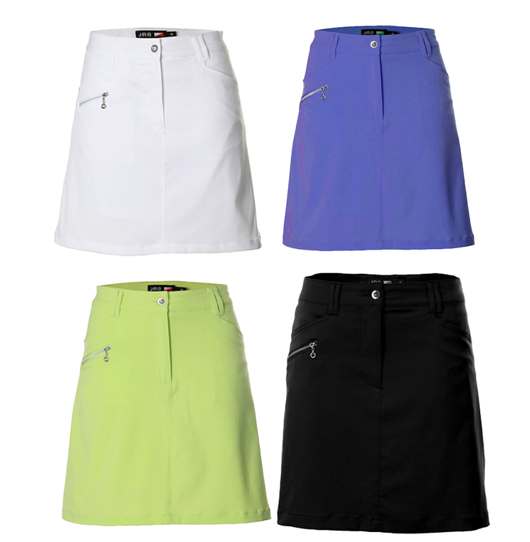 New JRB Ladies Golf Spring 2021 Skorts