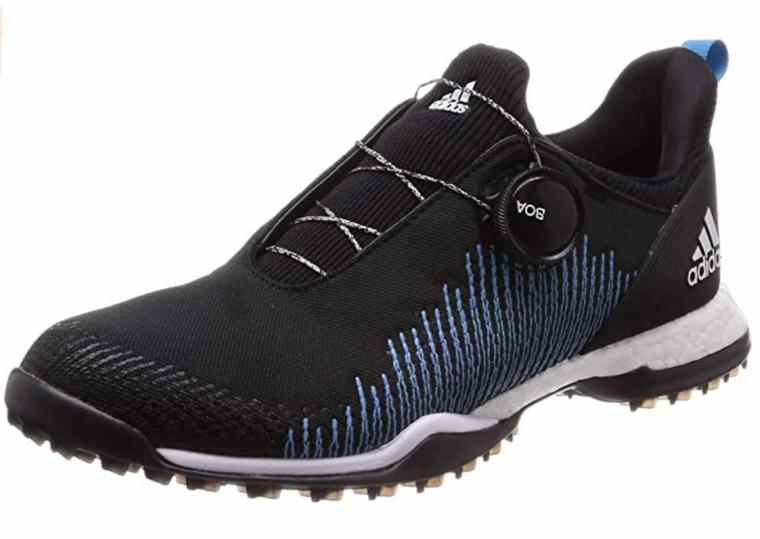 adidas Women's W Forgefiber Boa Golf Shoes
