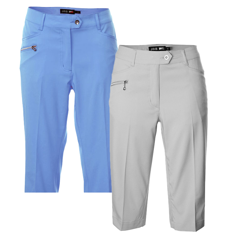 New JRB Ladies Golf Summer 2021 City Shorts