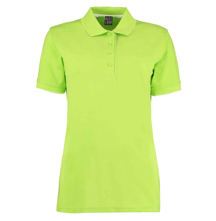 Kate Lord The Open Official Merchandise Green Polo
