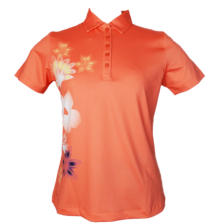 Kate Lord Collection CN01 Coral Polo
