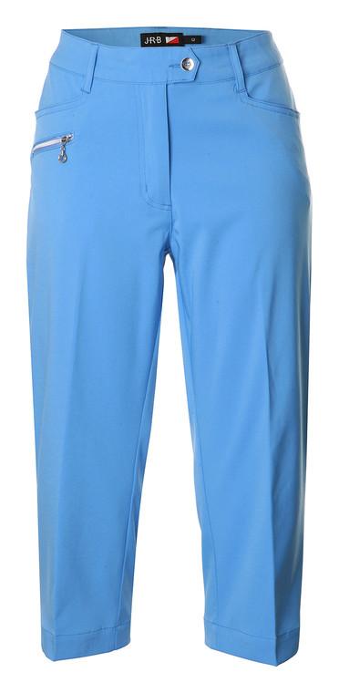 JRB Ladies Blue Capris