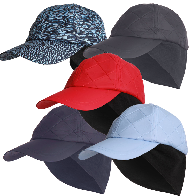 JRB Ladies Winter Golf Hat
