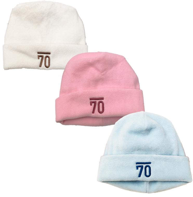 Sub70 Ladies Fleece Golf Hats