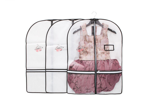 Garment Bags - 3 Pack (Long)