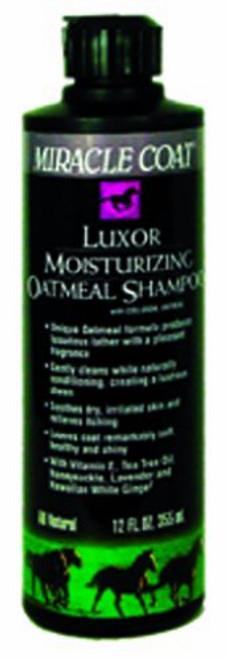 Miracle Coat Luxor Moisturizing Oatmeal Shampoo