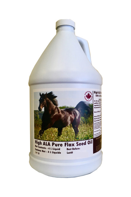 High ALA Pure Flax Oil