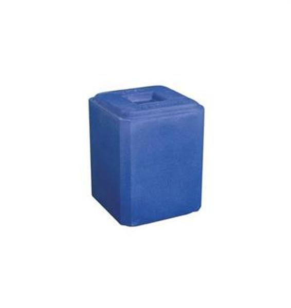 Iodized Salt Block with Cobalt