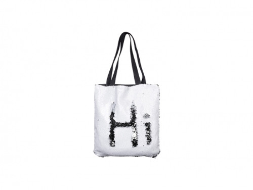 adfe3f3efe7 Sequin Double Layer Tote Bag