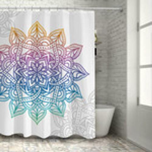Shower Curtain Blank SHWC01