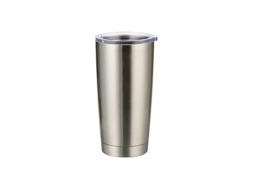 Special  Discount - 20oz Double Walled Stainless Steel Tumbler **FULL CASE of 25**