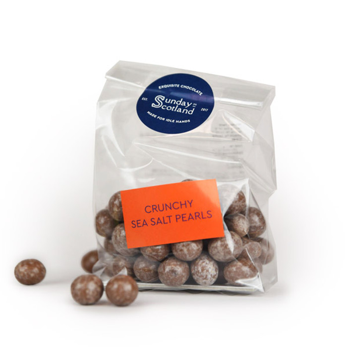 Crunchy Sea Salt Pearls 150g [OUT OF STOCK]
