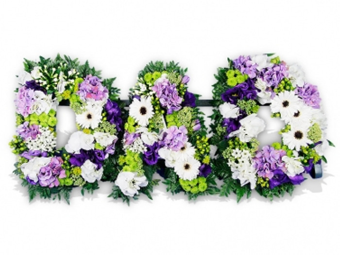 DAD Funeral Flowers Extra