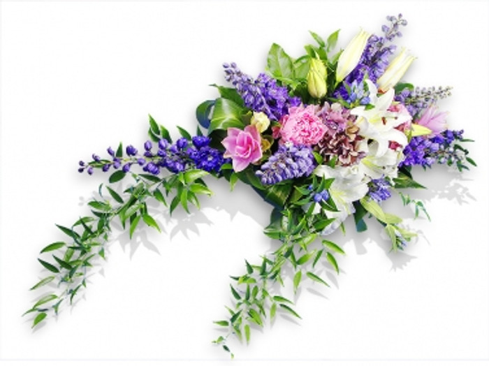 Flowers Posy Teardrop