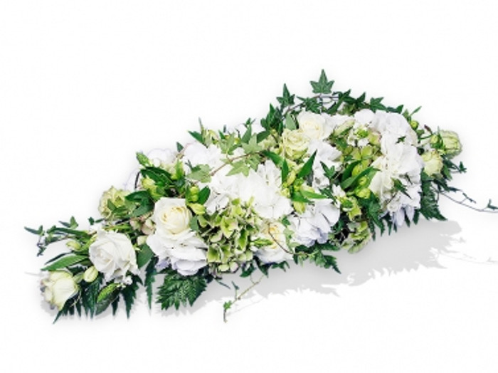 Classic Long and Low Table Flowers
