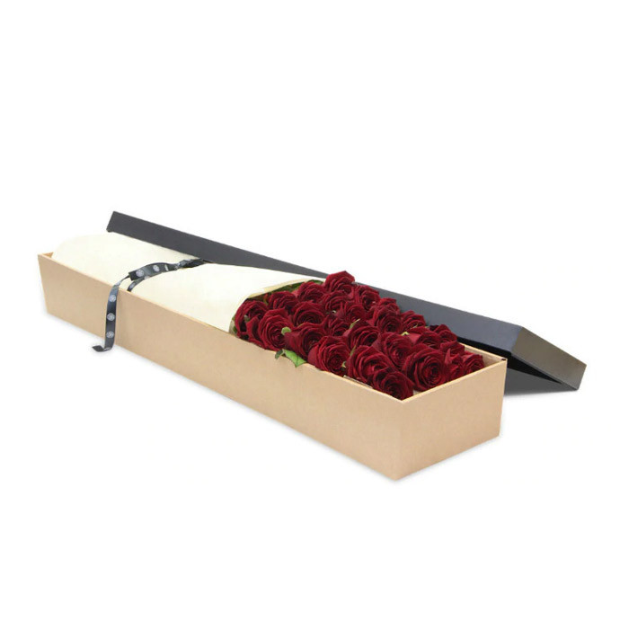 Luxury Red Roses Box