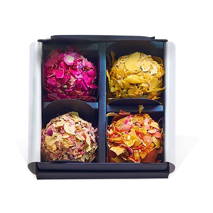 Noshy Artisan Truffles by Flower Station - Box of 4