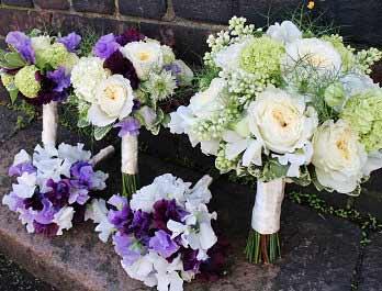 Bouquets For Brides