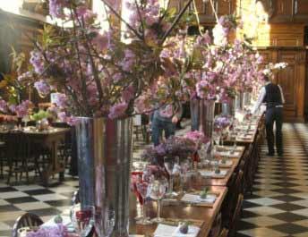 Restaurant Flowers