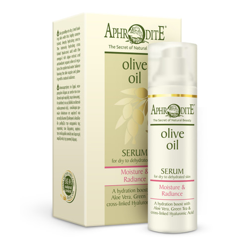 Lavish moisture boosting ingredients like black oats, aloe vera and algae extracts retain skin's moisture balance, while olive & wheat germ oils help to reduce the first fine lines and wrinkles. A great serum for ages 30+