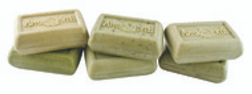 Olive Oil Soap with Sage Leaves (Large Bar)