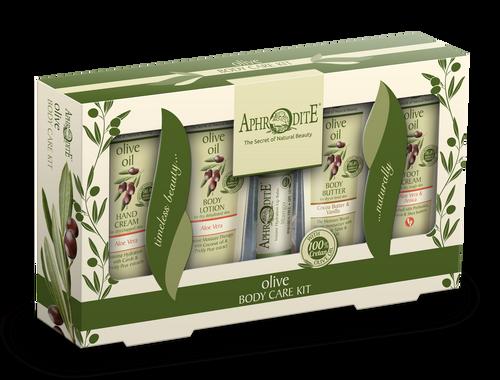 Body Care Kit- Aloe Vera
