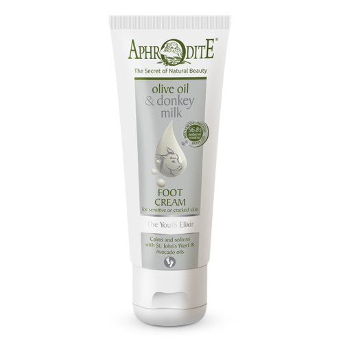 The Youth Elixir Foot Cream