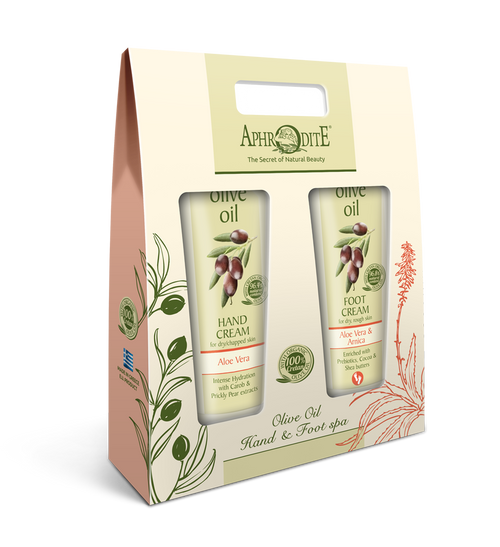 Olive Oil  with Aloe Vera Hand & Foot Spa
