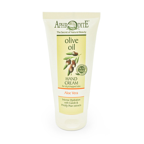 Jumbo Olive Oil Hand Cream with Aloe Vera