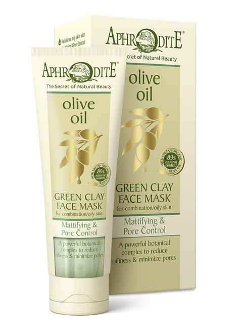 Mattifying &  Pore Control Green Clay Mask