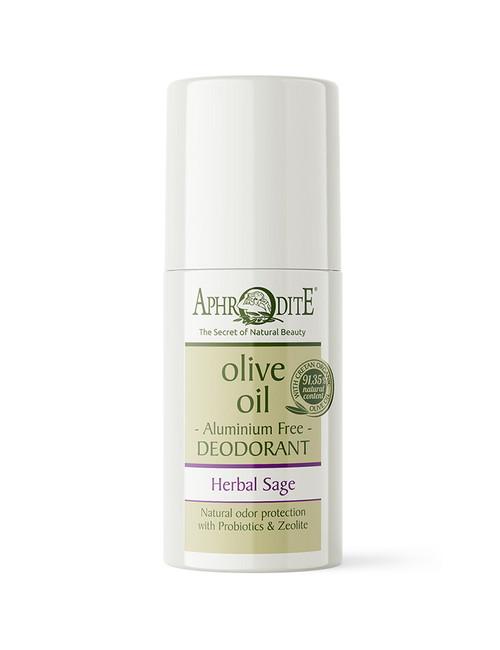 Roll-On Deodorant Herbal Sage