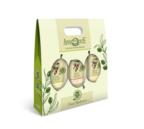 Travel Hand Body Foot Care Kit