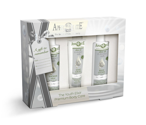 """The Youth Elixir"" Luxurious Body Care Kit"