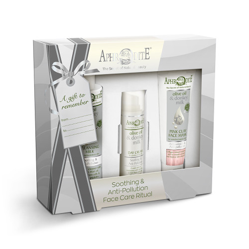 """The Youth Elixir"" Soothing & Anti-Pollution Luxurious Face Care Kit"