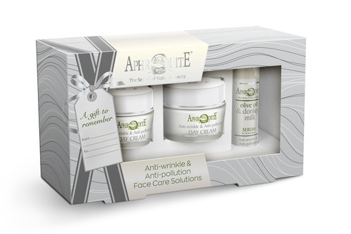 """The Youth Elixir"" Anti-wrinkle & Anti-pollution Luxurious Face Care Kit"
